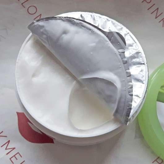 geöffnete Verpackung - alverde Softcreme Bio-Aloe Vera und Bio-Jojoba