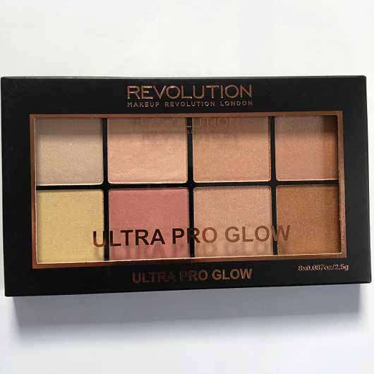 <strong>Makeup Revolution</strong> Ultra Pro Glow