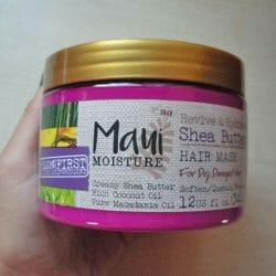 Produktbild zu Maui Moisture Revive & Hydrate + Shea Butter Hair Mask
