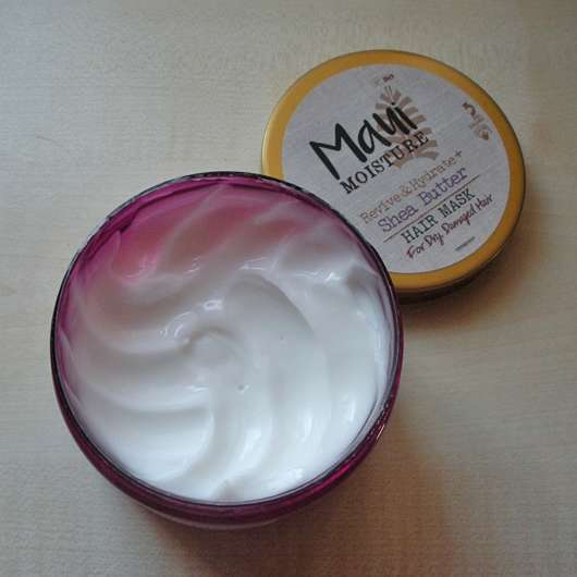 Maui Moisture Revive & Hydrate + Shea Butter Hair Mask