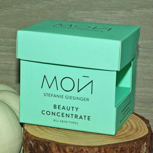 <strong>MOY by Stefanie Giesinger</strong> Beauty Concentrate
