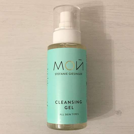 <strong>MOY by Stefanie Giesinger</strong> Cleansing Gel