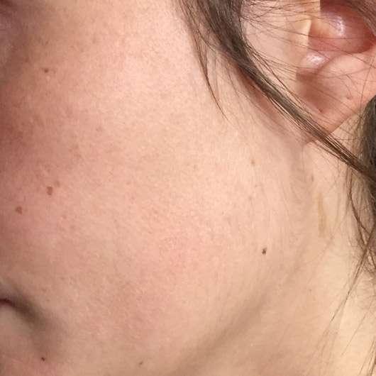 MOY by Stefanie Giesinger Cleansing Gel - Haut vor der Anwendung