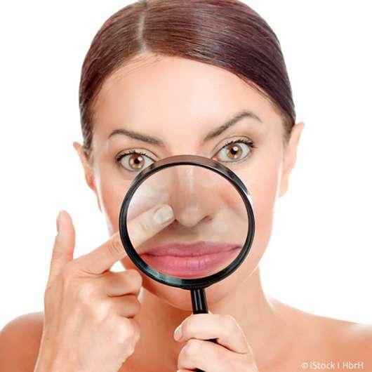 Vergrößerte Poren: Was hilft wirklich?