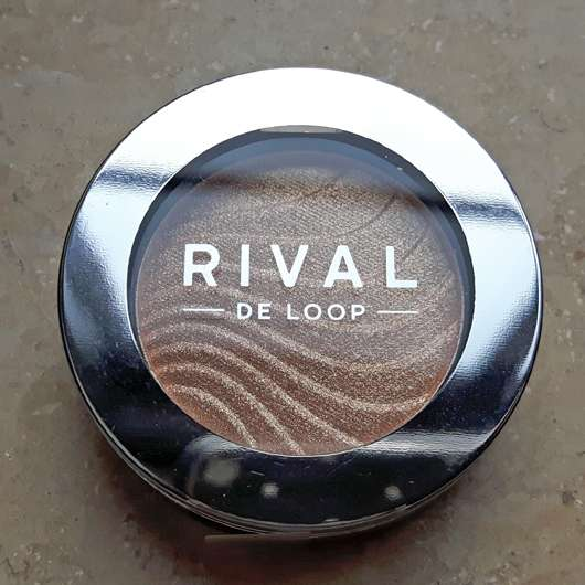 <strong>Rival de Loop</strong> Metallic Eyeshadow - Farbe: 03 honey glow