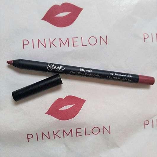 Sleek MakeUP Lifeproof 12 Hour Wear Metallic Eyeliner, Farbe: Part Time Lover