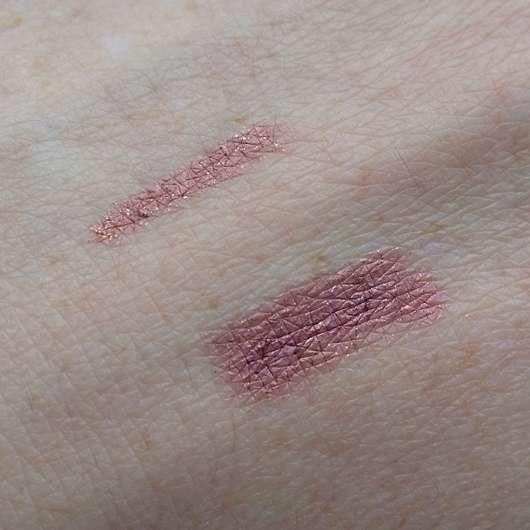 Swatches - Sleek MakeUP Lifeproof 12 Hour Wear Metallic Eyeliner, Farbe: Part Time Lover