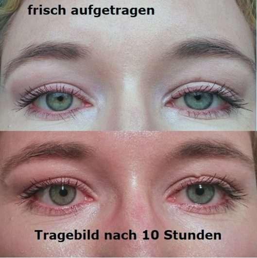 Augen geschminkt mit Sleek MakeUP Lifeproof 12 Hour Wear Metallic Eyeliner, Farbe: Part Time Lover