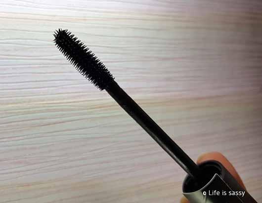 Sleek MakeUP Take You High Lengthening and Defining Mascara, Farbe: Black - Bürste