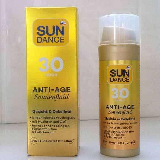 Sundance Anti-Age Sonnenfluid LSF 30