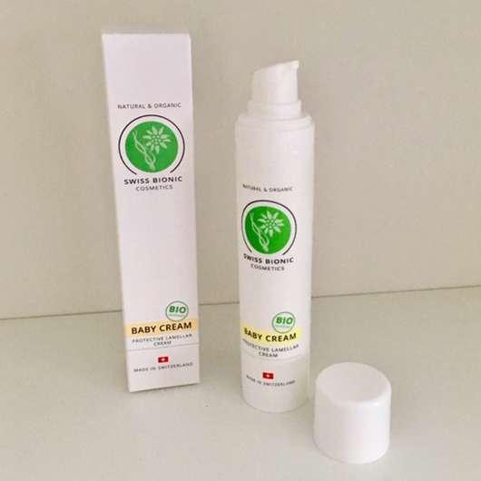 Swiss Bionic Cosmetics Baby Cream