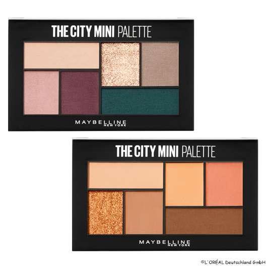 Maybelline Total Temptation City Mini Palette
