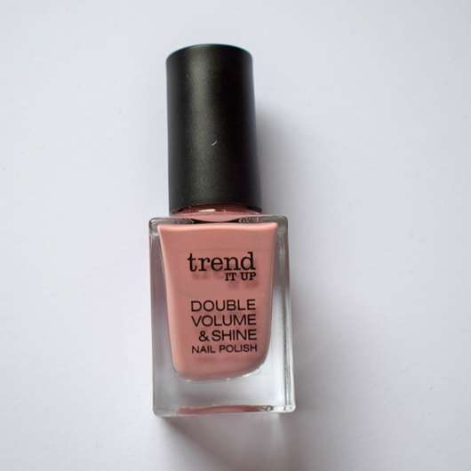 <strong>trend IT UP</strong> Double Volume & Shine Nail Polish - Farbe: 030