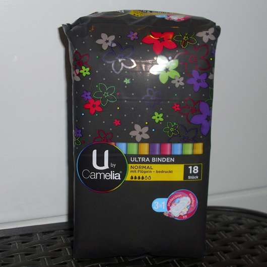 U by Camelia Ultra Binden (Normal)