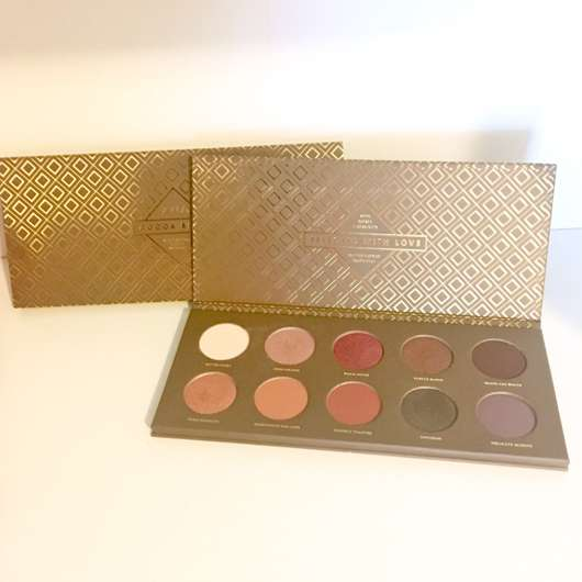 <strong>ZOEVA</strong> Cocoa Blend Eyeshadow Palette