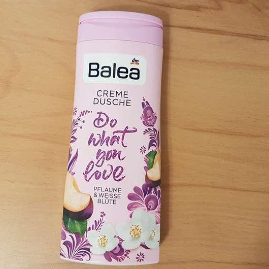 Balea Cremedusche Do what you love (LE)