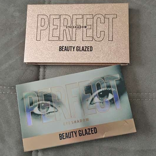 Beauty Glazed Perfect Mix Eyeshadow Palette
