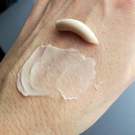 Dr.Jart+ Ceramidin Cream - Konsistenz
