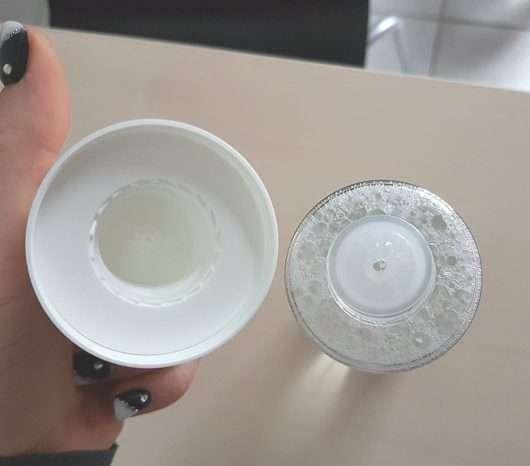 Dosieröffnung - Gertraud Gruber BIOMIMED® Mizellen Reinigungswasser