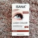 ISANA Lash Color Augenbrauen- & Wimpernfarbe, Farbe: Braun