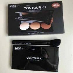 Produktbild zu KISS Professional New York Contour Kit – Farbe: Light