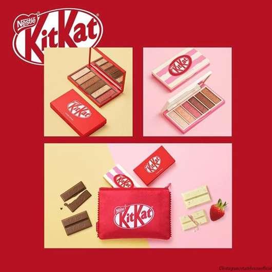 Kit Kat Palettes von Etude House