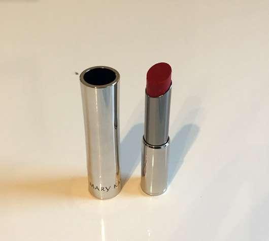 Mary Kay True Dimensions Lipstick, Farbe: Firecracker - geöffnet