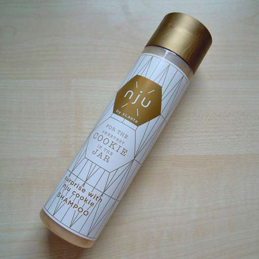 <strong>nju by xLaeta</strong> Cookie Shampoo (LE)