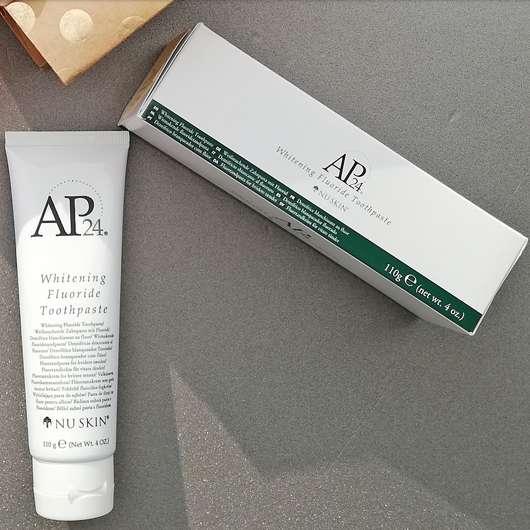Nu Skin AP-24 Whitening Fluoride Zahncreme