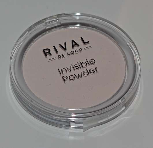 <strong>Rival de Loop</strong> Invisible Powder - Farbe: 01 Invisible Matt