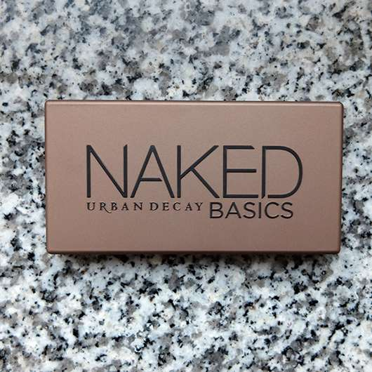 <strong>Urban Decay</strong> Naked Basics Palette