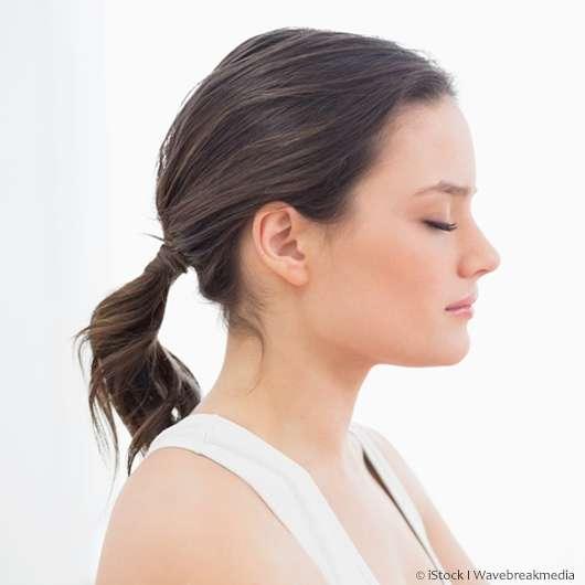 Pferdeschwanz-Varianten für kurze Haare