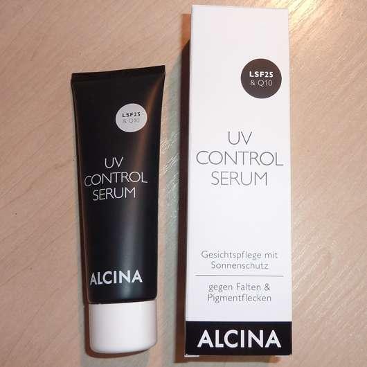 Alcina UV Control Serum SPF 25