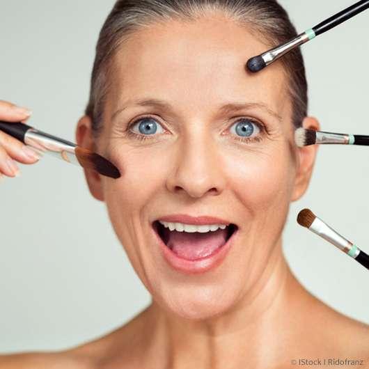 Augen-Make-up Tipps für reife Haut