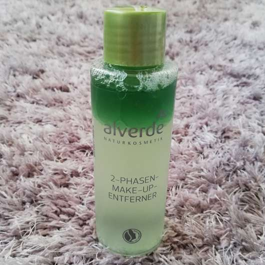 <strong>alverde Naturkosmetik</strong> 2-Phasen-Make-Up-Entferner
