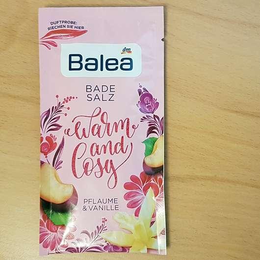Balea Badesalz Warm and Cosy (LE)