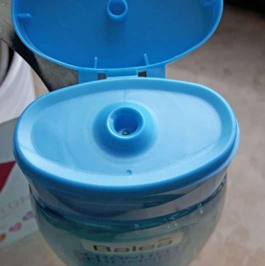 Dosieröffnung - Balea Schönheitsgeheimnisse Feuchtigkeitsspendendes Shampoo Cocos-Wasser