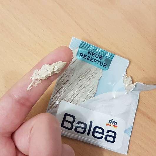 Balea Totes Meer Maske (intensiv reinigend) - Konsistenz