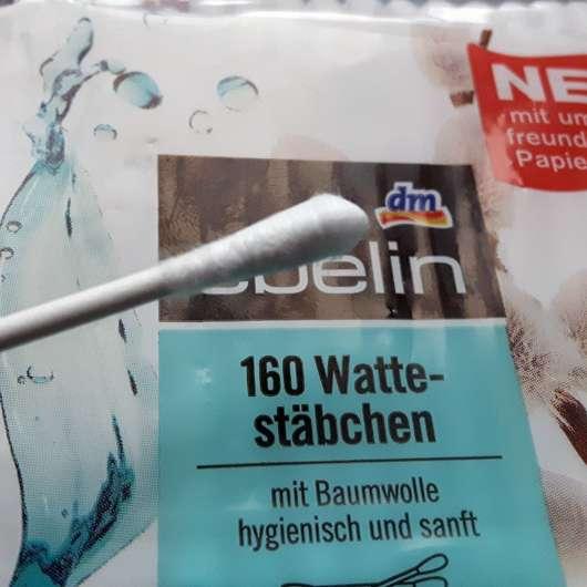ebelin 160 Wattestäbchen (Nachfüllpack) - Wattestäbchen