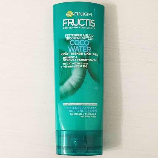 Garnier Fructis Coco Water Kräftigende Spülung