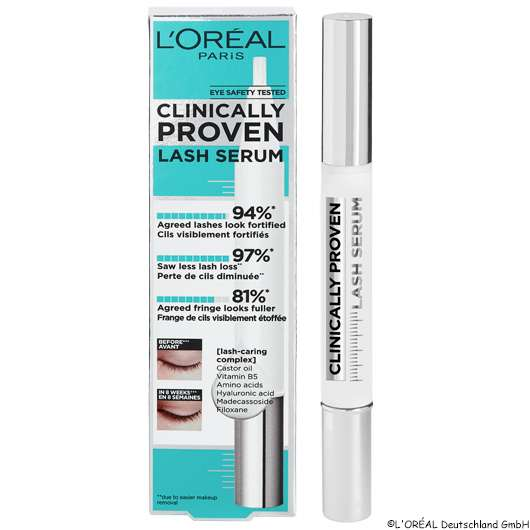 L'Oréal Paris Clinically Proven Lash Serum