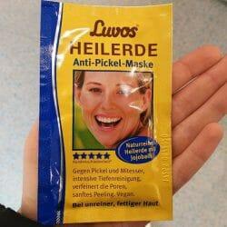 Produktbild zu Luvos Heilerde Anti-Pickel-Maske