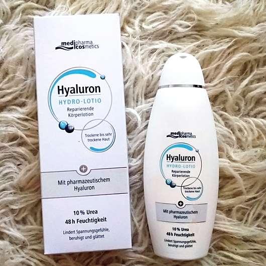 medipharma cosmetics Hyaluron Hydro-Lotio