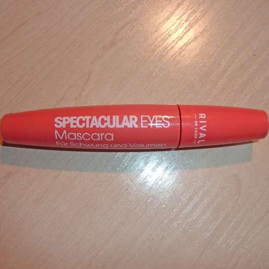 Rival de Loop Spectacular Eyes Mascara, Farbe: 01 Black