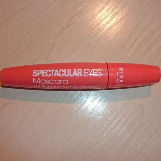 <strong>Rival de Loop</strong> Spectacular Eyes Mascara - Farbe: 01 Black