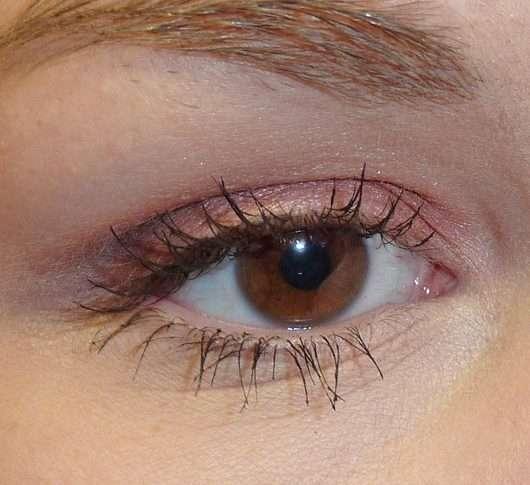Wimpern mit Rival de Loop Spectacular Eyes Mascara, Farbe: 01 Black