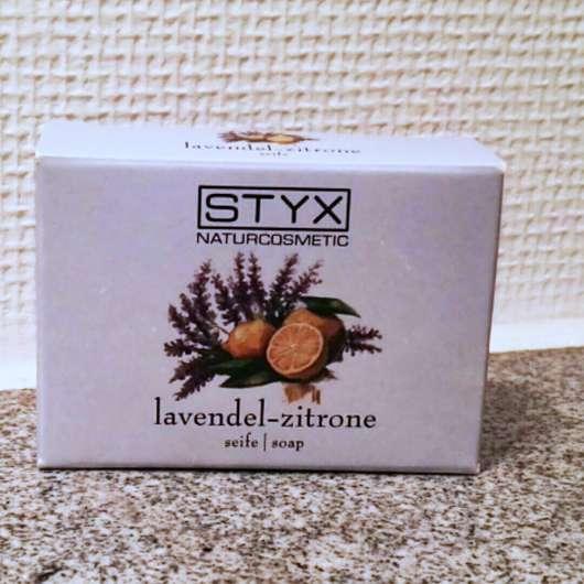 STYX Naturcosmetic Lavendel-Zitrone Stückseife