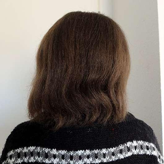 The Body Shop Shea Butter Hair Mask - Haare nach der Anwendung