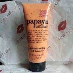 Produktbild zu treaclemoon papaya summer Körperpeeling