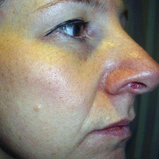 Yves Rocher PURE CALMILLE Reinigungstücher Ultra Sanft - Gesicht geschminkt